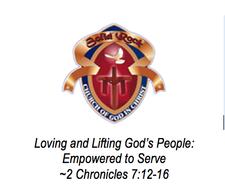 Solid Rock Church of God in Christ logo