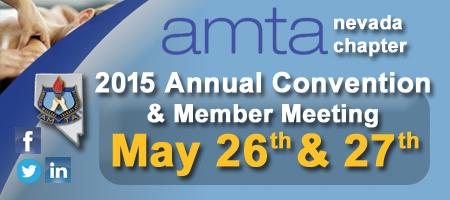 2015 AMTA-NV Annual Convention