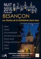 Nuit des Cathédrales Besançon ATTENTION : Faire...