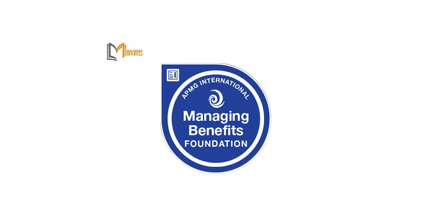 Managing Benefits™ Foundation 3 Days Training in Ottawa