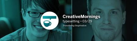 Design Museum Boston presents CreativeMornings Boston