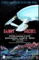 Danny Michel live at Streaming Cafe