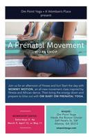 Prenatal Movement Workshop