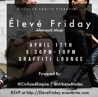 Chicago Professionals: élevé Friday - Afterwork Social