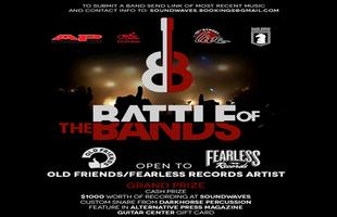 Fearless/Old Friends Records Battle of The Bands: Quarter...