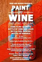 Wine & Words Pittsburgh: Paint My Wine