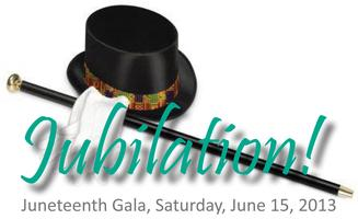 Jubilation! Juneteenth Celebration Gala