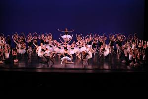 Ballet IV Final Presentation - Wednesday, May 27, 2015