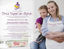 """Once Upon An Apron...""  Hosted by Brian Malarkey"