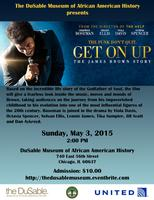 THE FUNK DON'T QUIT - GET ON UP - THE JAMES BROWN STORY