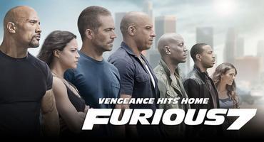 Screening: Fast & Furious 7