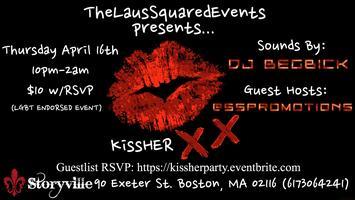 KissHER (LGBT Endorsed Event)