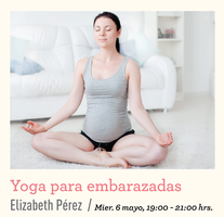 Moms Week: Yoga para embarazadas