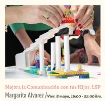 Moms Week: Mejora la comunicación con tus hijos y LEGO...