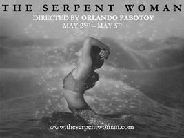 THE SERPENT WOMAN
