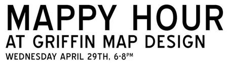 Mappy Hour - April 2015