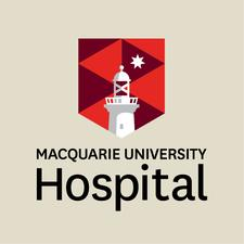 Macquarie University Hospital logo