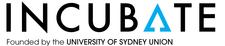 INCUBATE logo