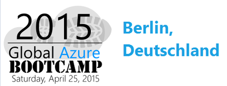 Global Azure Bootcamp Berlin