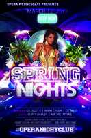 SPRING NIGHTS KICKOFF | 18+