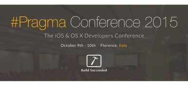 #Pragma Conference 2015