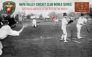 Napa Valley Cricket Club 2015 World Series