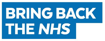 Bring Back the NHS -- hosted by Sir Ian McKellen