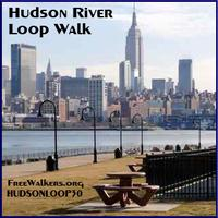 Hudson River Loop Walk 2015
