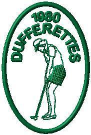 Dufferettes of New Jersey Golf Club logo