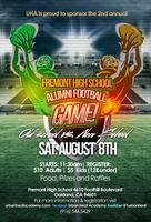 Fremont High Football Alumni Game