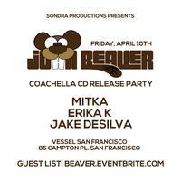 John Beaver - Coachella CD Release Party at Vessel