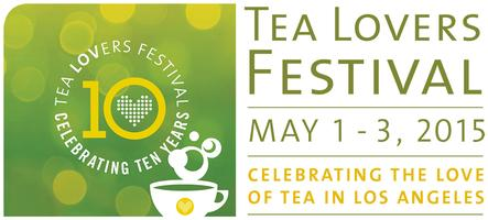 Tea Lovers Festival: May 1 - 3, 2015