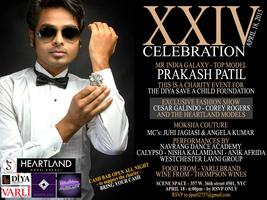 Mr. India Galaxy Birthday Celebration for an cause to...