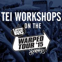 TEI Workshops on the Vans Warped Tour - Mountain View,...
