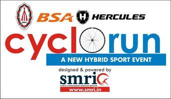 BSA HERCULESE CYCLORUN