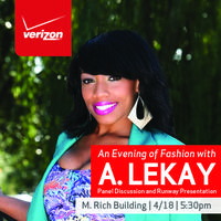 Verizon's Evening of Fashion: Panel Discussion and...