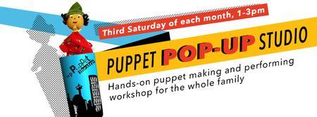 Puppet Pop-Up Studio: The Paper Challenge