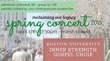 Inner Strength Gospel Choir logo