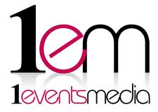 1 Events Media Ltd logo