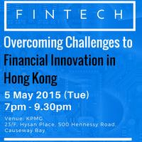 """""""Overcoming Challenges to Financial Innovation in Hong..."""