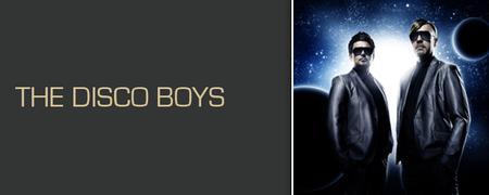 SIE KOMMEN WIEDER - The Disco Boys