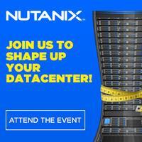 Nutanix Tour - Shape up your Datacenter - Madrid June...