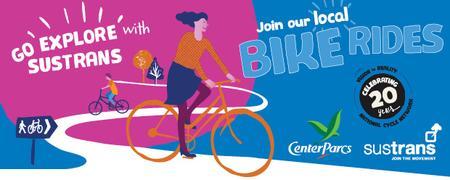 Go explore with Sustrans - Bay Cycle Way - Ulverston...