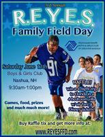 3rd Annual R.E.Y.E.S. Family Field Day