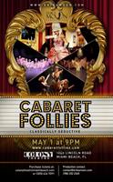 CABARET FOLLIES by Erika Moon, European Cabaret,...