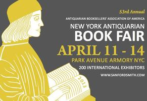 New York Antiquarian Book Fair