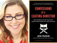 Jen Rudin Casting logo