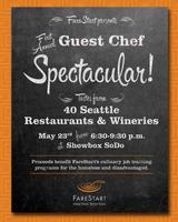 FareStart's Guest Chef Spectacular