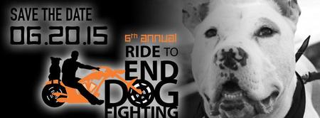 6th Annual Ride to End Dogfighting!