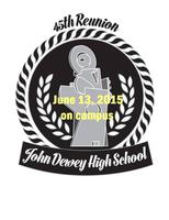 JDHS 45th Reunion - On Campus - June 13, 2015